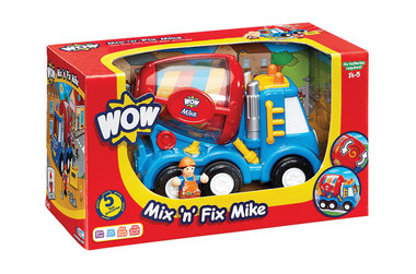 Cementwagen Mike / WOW Toys