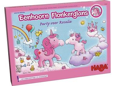 Eenhoorn Flonkerglans - Party voor Rosalie 4+ / HABA