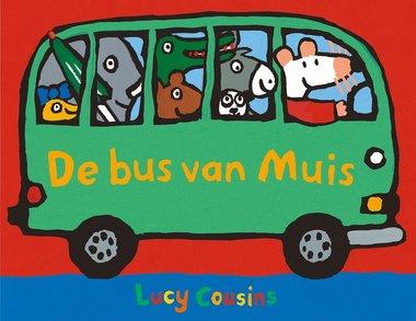 De bus van Muis (kartonboek). 1+ / Leopold