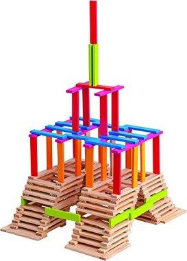 200 houten plankjes in ton Emma / Woody