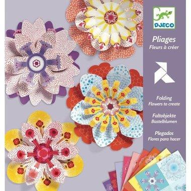 Origami Bloemen vouwen / Djeco