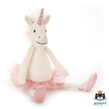 Dancing Darcey Unicorn / JellyCat