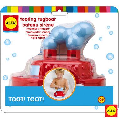 Badspeelgoed Stoomboot / Alex