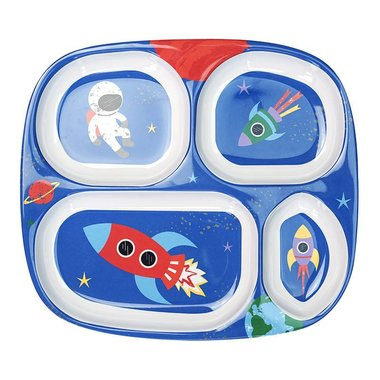 Happy in Space melamine vakjesbord / Ginger