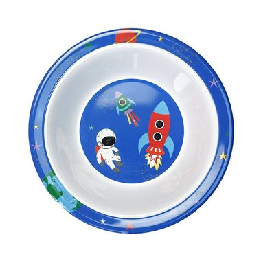 Happy in Space melamine kom / Ginger