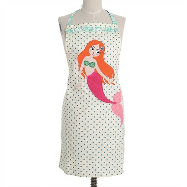 Delightful Mermaid kinderschort / Ginger