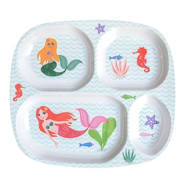 Delightful Mermaid melamine vakjesbord / Ginger