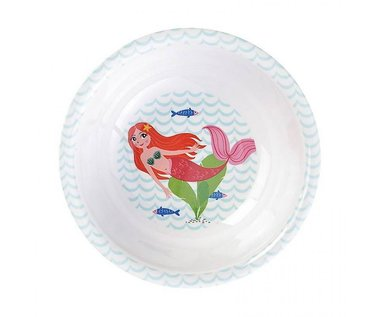Delightful Mermaid melamine kom / Ginger