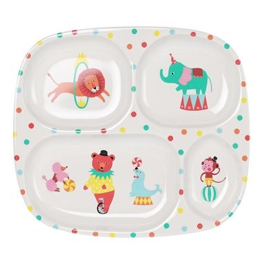 A Day at The Circus melamine vakjesbord / Ginger