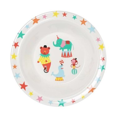 A Day at The Circus melamine kom / Ginger