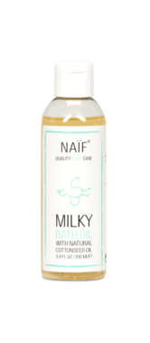 Milky Bath Oil / Naïf