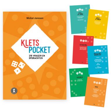 Kletspocket / Gezinnig Kletsboeken