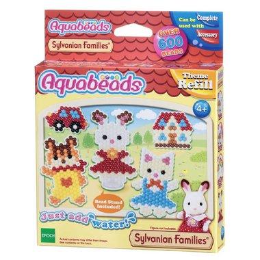 Sylvanian Families character set (navulling) / Aquabeads