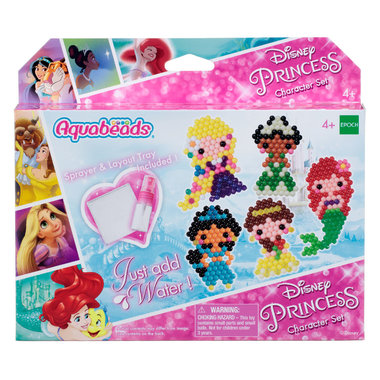 Disney Prinses figurenset (complete set) / Aquabeads
