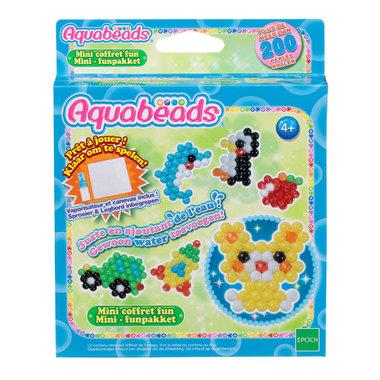 Mini funpakket (complete set) / Aquabeads