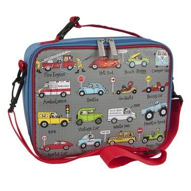 Auto's geïsoleerde lunch tas / Tyrrell Katz