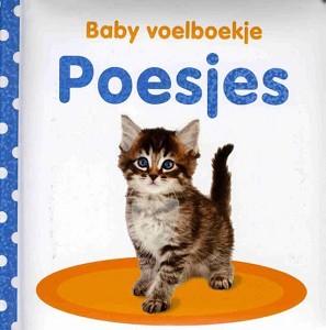Baby voelboekje: Poesjes. 0+ / Veltman