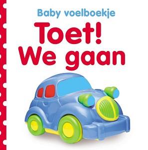 Baby voelboekje: Toet! We gaan. 0+ / Veltman