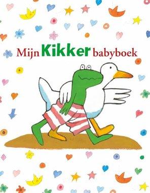 Mijn Kikker babyboek. 0+ / Max Velthuijs