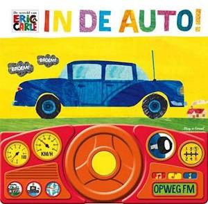 In de auto (geluidenboek). 2+ / Eric Care