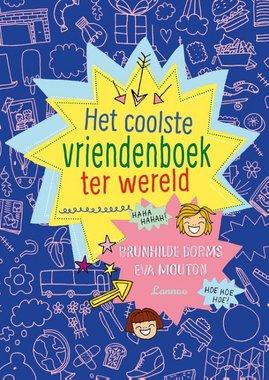 Het coolste vriendenboek ter wereld. 9+ / Terra Lannoo