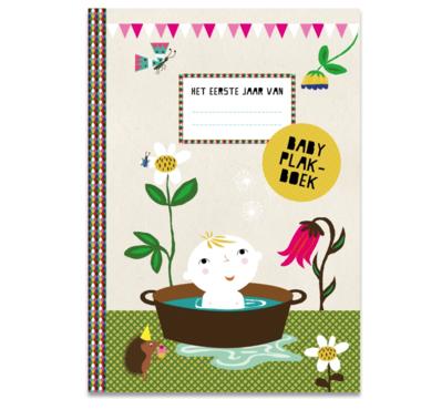 Baby plakboek / Snor
