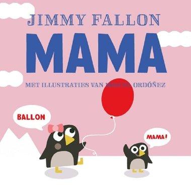 Mama (kartonboek). 1+ / De Fontein