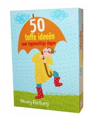 50 toffe ideeën voor regenachtige dagen / Story Factory
