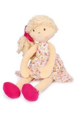 Stoffen pop Debutantes Doll Rosemary 42cm / Bonikka