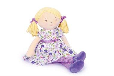 Stoffen pop Dames Doll Peggy 40cm / Bonikka