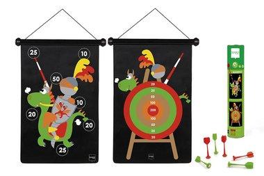 Magnetisch Dartbord Ridder / Scratch