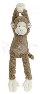 Aap Clay Monkey Mickey Muziekdoosje / Happy Horse