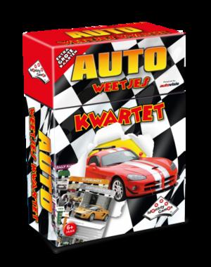 Auto kwartet / Identity Games