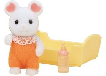 Baby Marshmallow Muis / Sylvanian Families