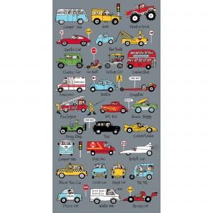 Auto's badlaken / Tyrrell Katz