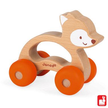 Baby Pop - duwfiguur vos / Janod