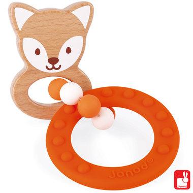 Baby Pop - bijtring vos / Janod