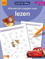 Disney Ik leer met - Allereerste stappen naar lezen (4-5 j.) / Deltas