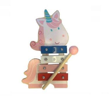 Houten Xylofoon Eenhoorn / Simply for Kids