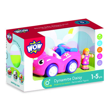 Dynamite Daisy/WOW Toys