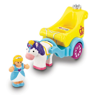 Charlotte's Princess Parade/WOW Toys
