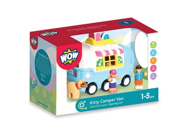 Kitty Camper Van/WOW Toys