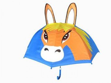 Kinderparaplu Paard