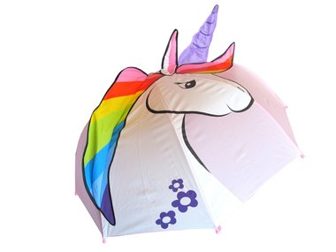 Kinderparaplu Unicorn