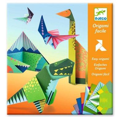 Origami Dinosaurus / Djeco