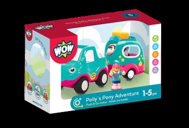Polly's Pony Adventure / WOW Toys