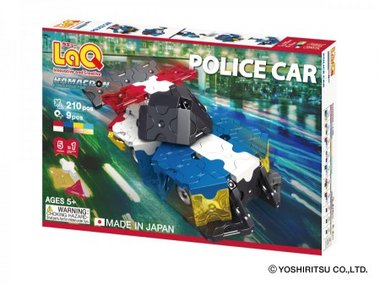 Hamacron Constructor Police Car / LaQ