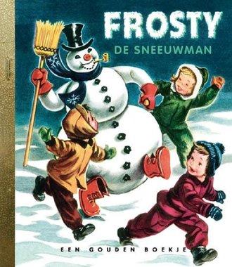 Gouden boekje. Frosty de sneeuwman. 3+ / Rubinstein