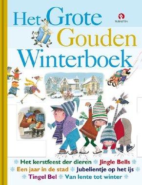 Gouden voorleesboek: Het Grote Gouden winterboek. 3+ / Rubinstein