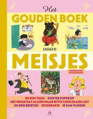 Gouden voorleesboek: Het Gouden boek voor meisjes. 3+ / Rubinstein